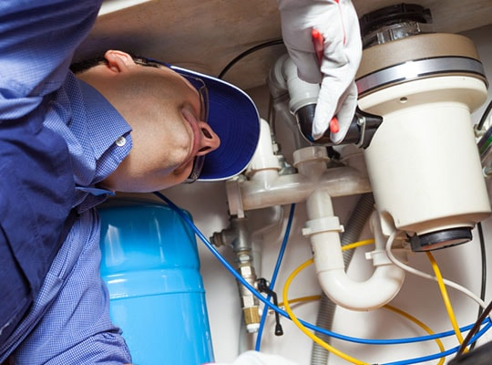install garbage disposal fort worth tx